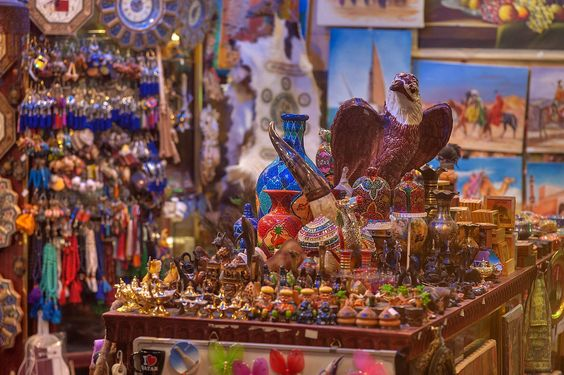 Interesting Things To Do In Standing Market In Doha