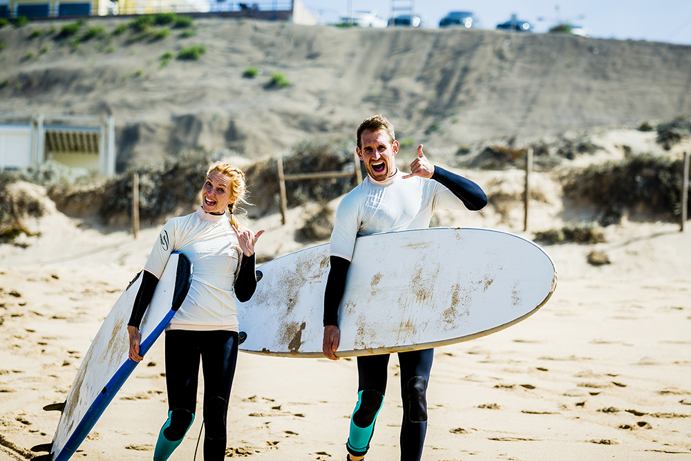 How to Get to Ericeira Portugal and Booking the Surf School