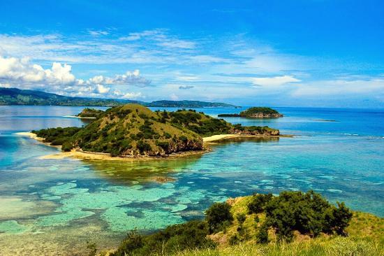 komodo island tour - riung