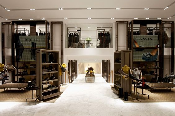 Paradise for Shopping in the World