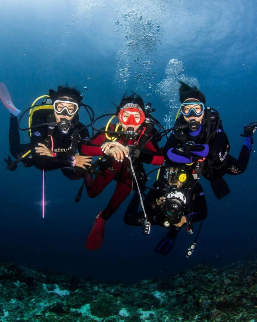 Island Excursion and Dive Trip