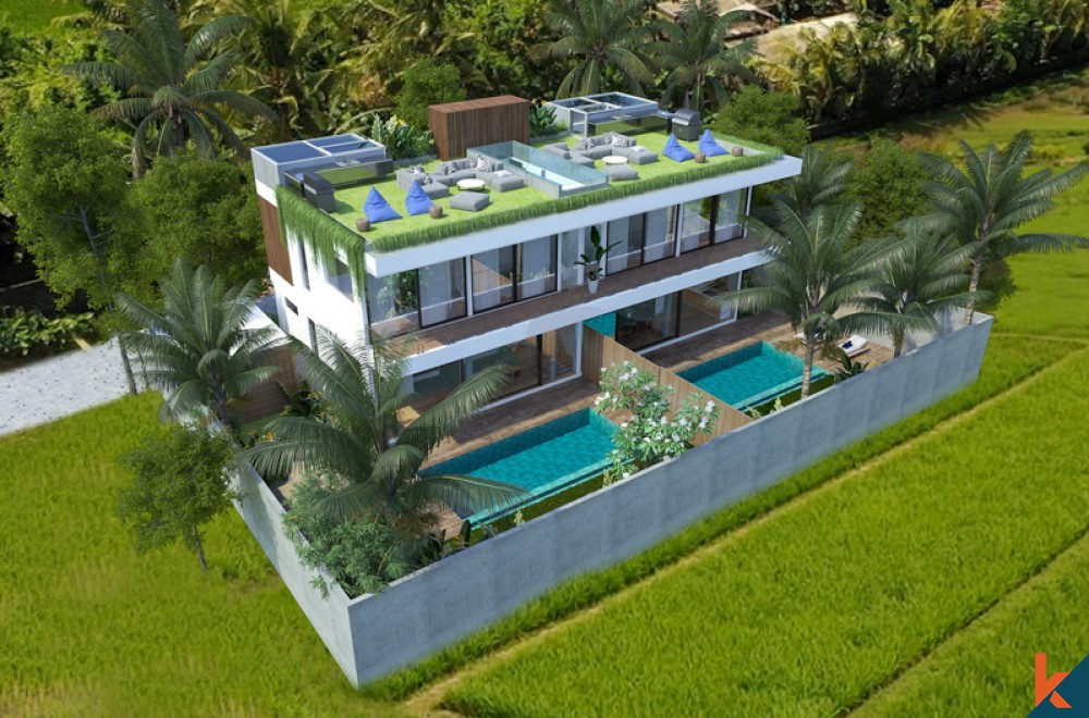 Boost the Villa's Appearance with Landscaping