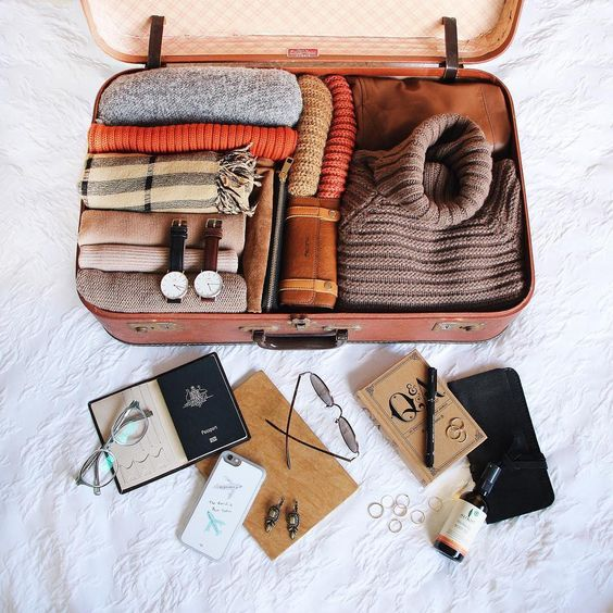 Solving common packing problems for smooth travel